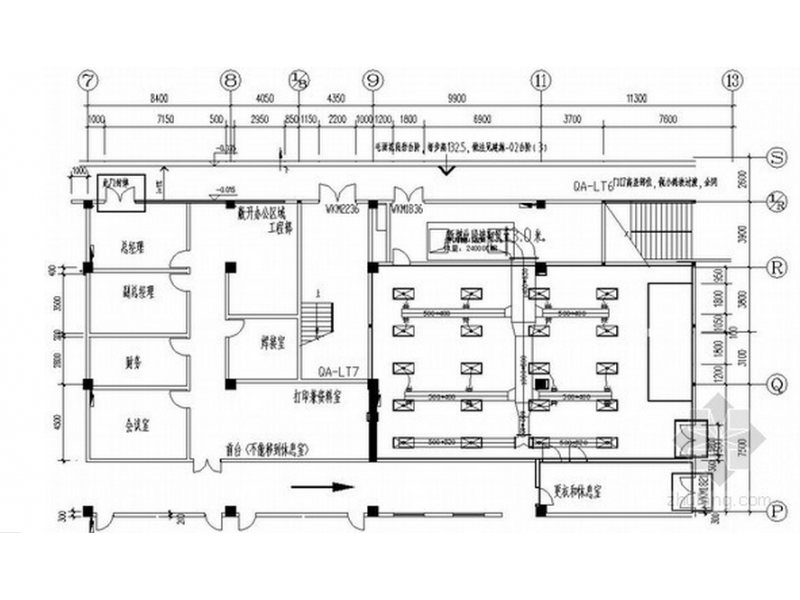 【无锡】千级无尘室空调系统设计施工图