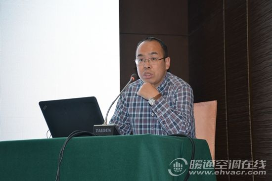 建筑系统节能策略(天津)主题论坛29