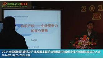马鸿雅:知识产权-企业竞争力的核心要素