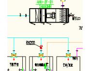 [武汉]检验中心空调设计施工图(十万级洁净度)