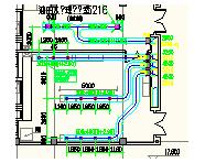 [湖北]大学科研中心空调通风设计施工图