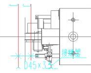 大型商场暖通平面布置图