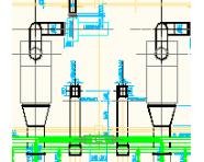 本溪满族自治县某镇热力管网及锅炉房施工图