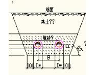 某幕墙公司室外热力管网平面图