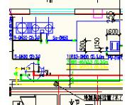 某城市气化工程生活楼及办公楼采暖施工图