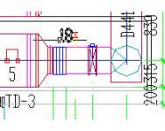 住宅小区人防地下工程战时通风排烟系统设计图