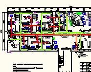 KTV建筑空调系统设计施工图