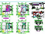 某医科大学学术会议中心空调图