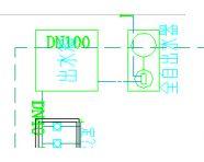 某厂水源热泵施工图