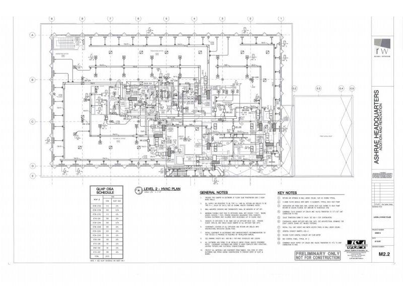 美国ASHRAE总部扩改建HVAC