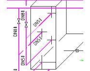 某篮球馆中央空调设计施工图纸