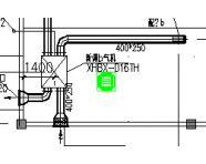 某电业局大楼空调平面图