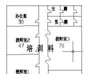 某办公楼空调通风工程施工设计图