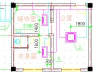襄樊某办公楼空调图纸