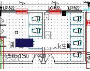 无锡某公司空调施工图