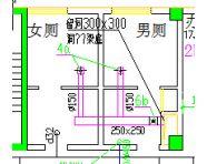 湖北某行政中心办公楼空调图