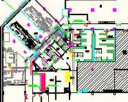 大型超市空调系统设计图纸
