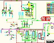 某县集中供热锅炉房设计图