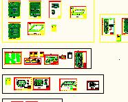 陕西某电厂暖通施工图