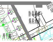 地下室通风系统平图图