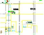 [安徽]地下室通风防排烟设计施工图