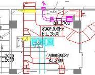 医院呼吸监护中心空调设计方案图纸