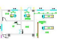 医院综合住院楼空调通风设计施工图