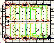 [成都]物流中心空调通风设计施工图