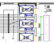 医院外科大楼暖通空调通风排烟系统施工图(空气源热泵)