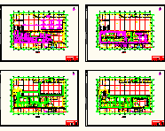 [河北]制药车间净化空调系统设计施工图