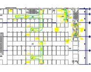 多层商业中心空调通风排烟系统设计施工图(甲级院作品)