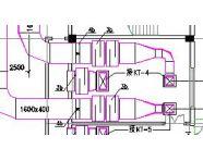 大型超市建筑空调通风系统设计施工图(直燃型溴化锂)