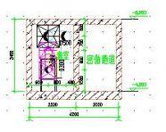 商场建筑楼VRV空调通风系统设计施工图(人防系统设计)