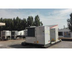 安阳二中燃气热泵热水项目 (1)