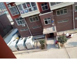 开封兰考康盛家园燃气热泵采暖项目 (2)