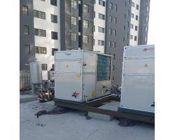 临邑燃气热泵项目