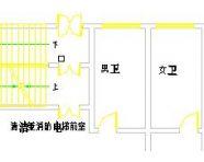 [吉首]某医院综合楼空调设计图纸