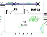 某30W级制药厂净化空调设计图