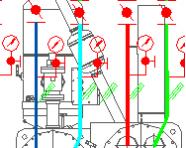 广州亚运城机房图纸