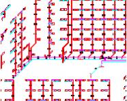 散热器采暖系统图设计