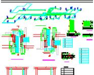 商业综合体暖通空调施工图