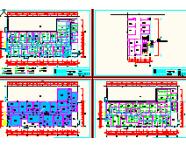 药厂GMP净化空调工程施工图