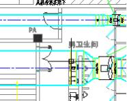 娱乐会所(酒吧、KTV)排烟改造项目图纸