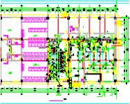 浴室锅炉房系统及平面图