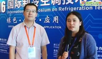 视频采访:清华大学马荣江博士