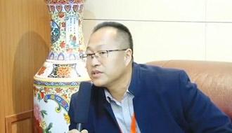 环渤海金桥2016供热制冷新产品年会-人物访谈:王保森总经理 德州联合华商会展