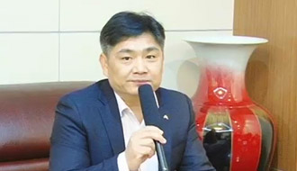 环渤海金桥2016供热制冷新产品年会-人物访谈:王玉金总经理 天津万承机电