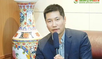 环渤海金桥2016供热制冷新产品年会-人物访谈:许亮 天津办事处处长 三星(中国)投资