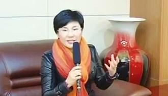 环渤海金桥2016供热制冷新产品年会-人物访谈:张清华北区总裁 青岛三利中德美水