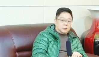 环渤海金桥2016供热制冷新产品年会-人物访谈:朱晖市场部部长 天津百利溢通电泵
